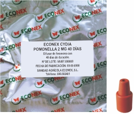 ECONEX CYDIA POMONELLA 2MG 40 DAYS